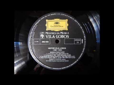 Heitor Villa Lobos - Mestres da Música (1981 vinyl rip / full album)