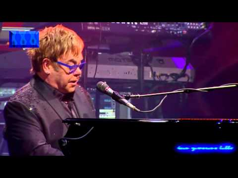 Elton John -  Goodbye Yellow Brick Road feb 2013