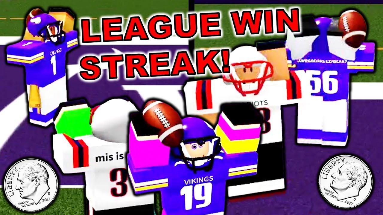 ALL I DO IS WIN! (FOOTBALL FUSION NGFL S3 #4)