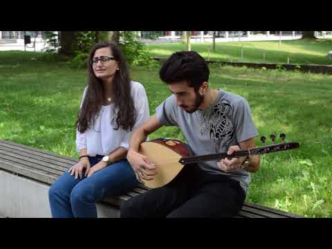 Ötelerden bir ses geldi Efkar (Piro) - Hicran Saskara & Berkan Kürekci