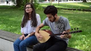 Ötelerden bir ses geldi Efkar (Piro) - Hicran Saskara  Berkan Kürekci
