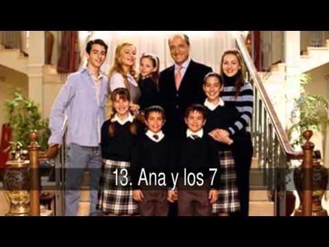 Las Mejores Series De TV Españolas Del Siglo XXI
