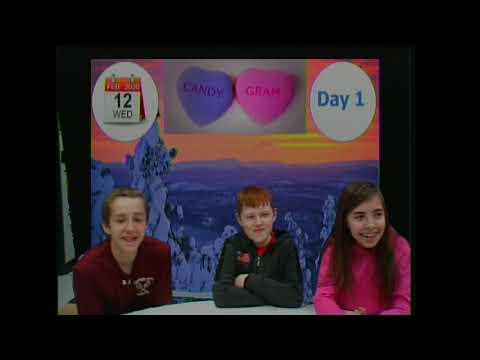 Johnson City Middle School TV News 02-12-2020