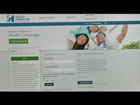 Massachusetts Health Connector website seeing plenty of traffic
