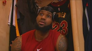 LeBron James CALLS OUT Cavaliers Teammates! Says Cavs Would Get Eliminated in the 2018 NBA Playoffs