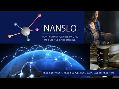 North American Network of Science Labs Online Web-based Science Laboratories