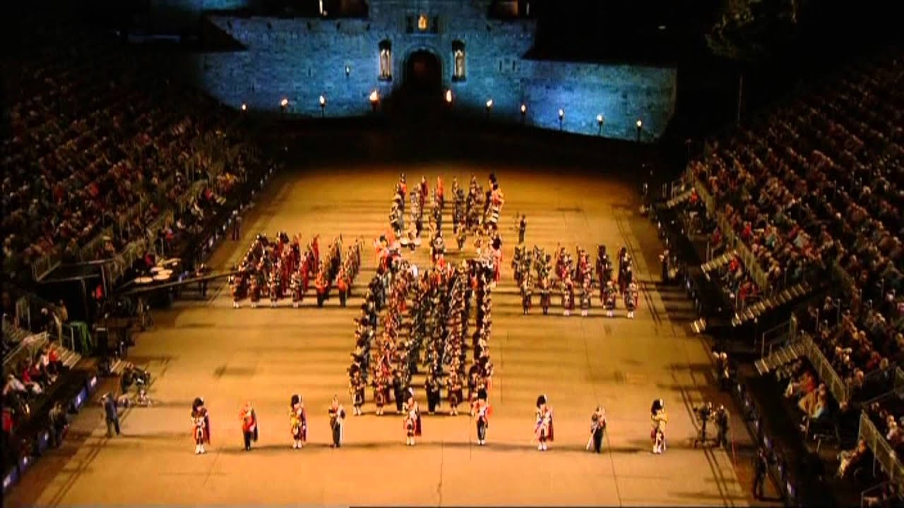 Royal edinburgh military tattoo 2011 youtube for Royal military tattoo