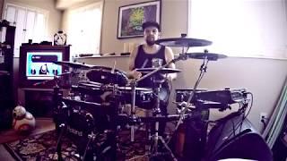 NES Goonies II - Drums