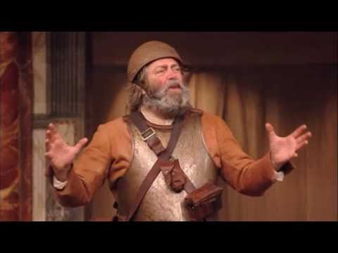 Henry IV: Falstaff Roger Allam and Hal  Shakespeare's Globe  Rent or Buy on Globe Player