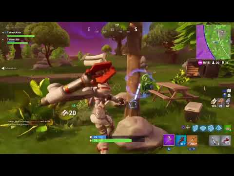 Queueing Up For Random Duos! - Full Fortnite BR Game