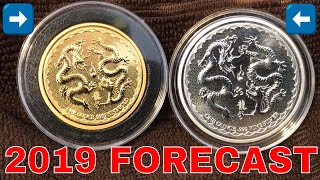Gold & Silver Forecast For 2019