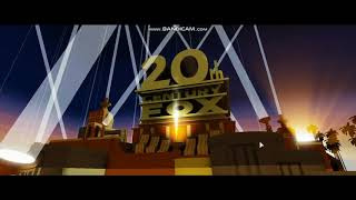 20th Century Fox Roblox 2020 Remake
