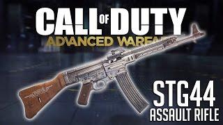 STG-44 - Advanced Warfare Gun Guide (3 Minute Weapon Best Class Setup)