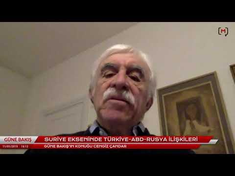 """Güne Bakış (11 Ocak 2019): Cengiz Çandar ile """"Suriye'de bundan sonra ne olacak?''"""