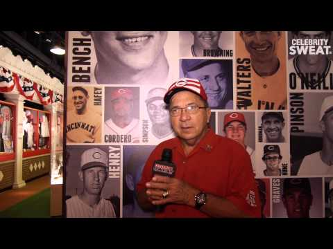 Cincinnati Reds Museum and Hall of Fame Tour with Johnny Bench
