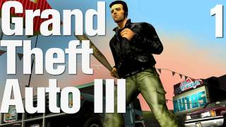 GTA3 iOS Playthrough Part 1 - Luigi