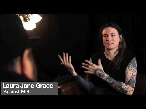 Laura Jane Grace | AGAINST ME!