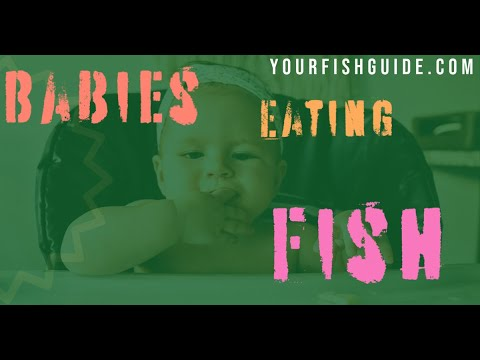 This Is When Babies Can Start Eating Fish: MUST Watch Before Feeding Your Baby Fish