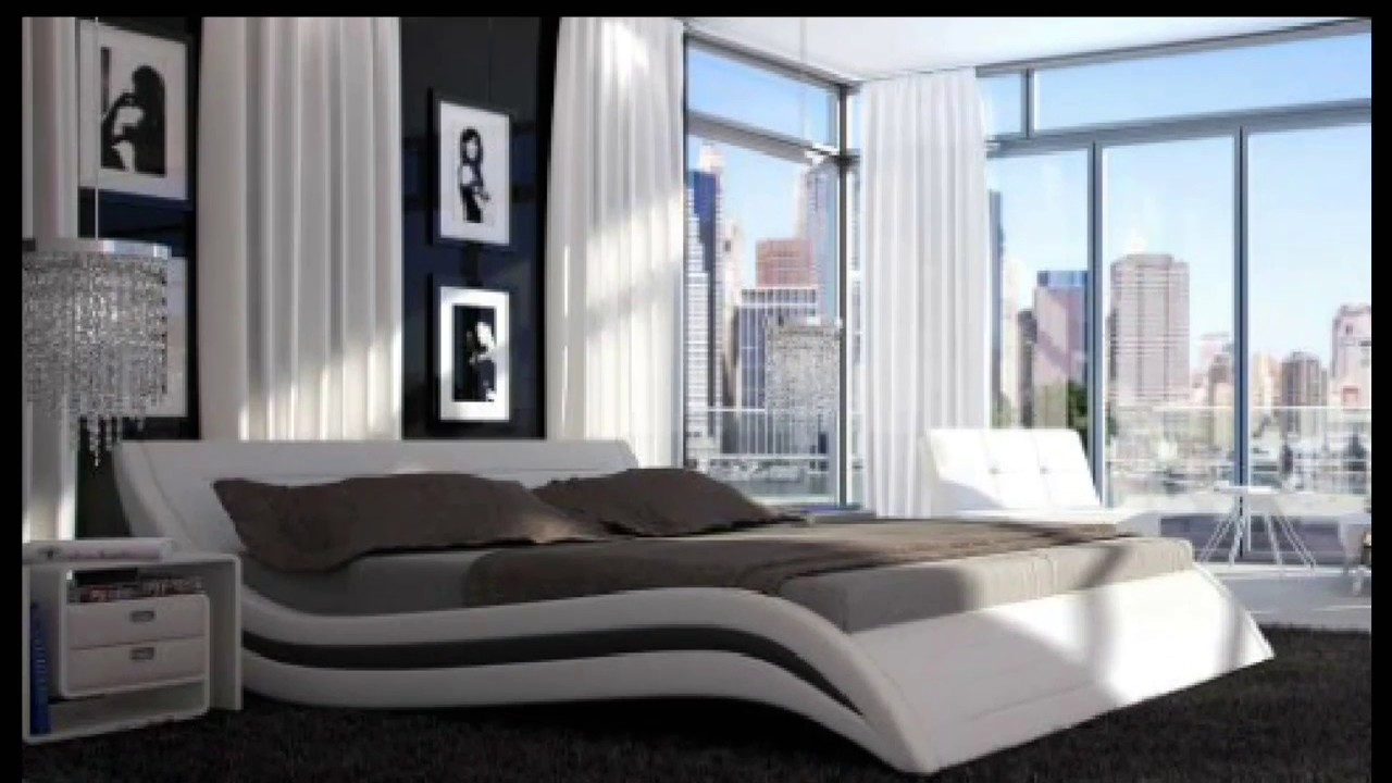 modern bad design 2017 youtube. Black Bedroom Furniture Sets. Home Design Ideas