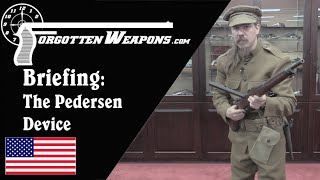 Secret Briefing: The Pedersen Device thumbnail