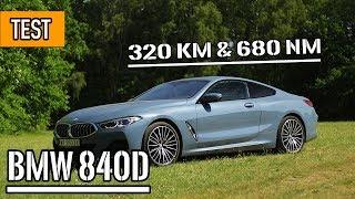 BMW 840d 3.0 320 KM: Bawarskie coupe z kryzysem  - #279 Jazdy Próbne