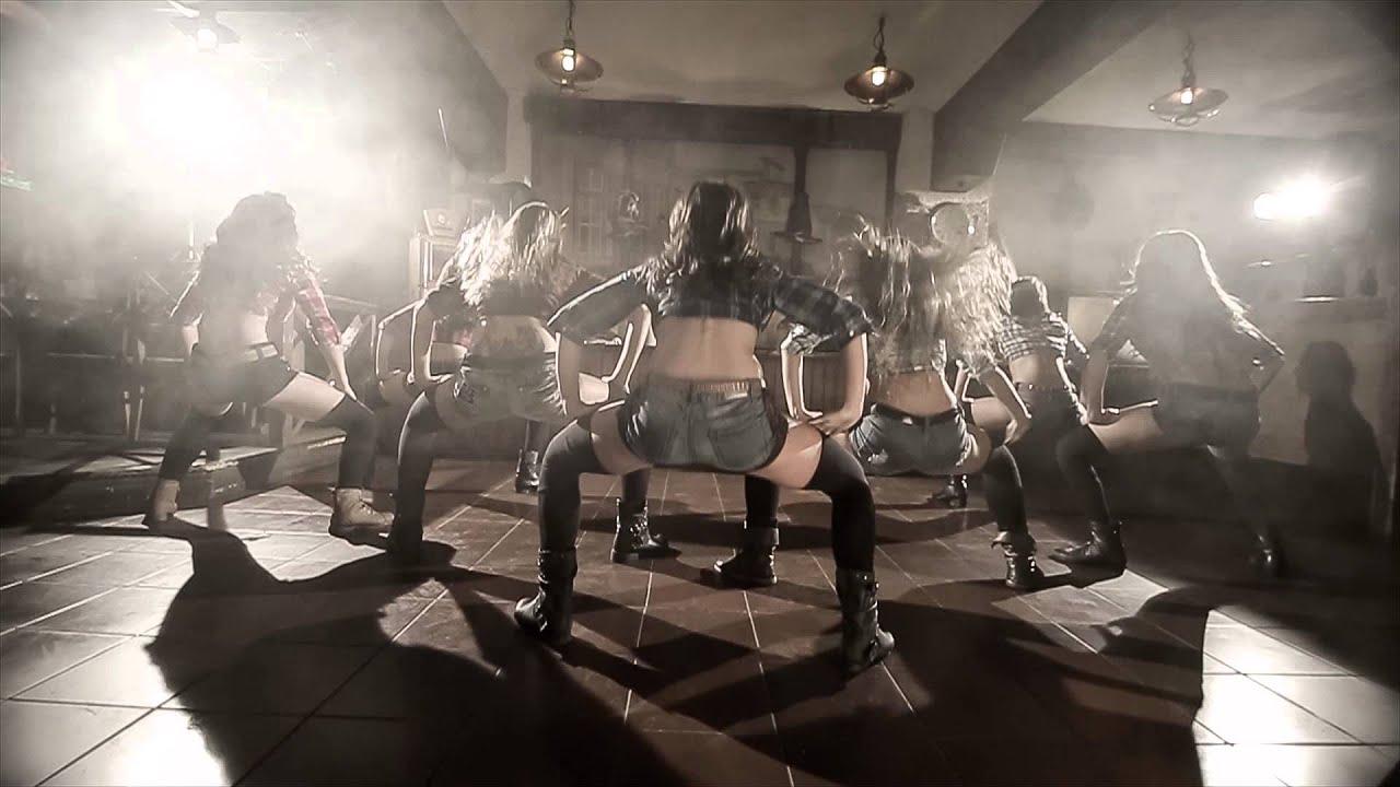 "Tropkillaz Boa Noite: ""WESTERN IS COMING""! Teaser For TWERK CHOREO By Ekaterina"
