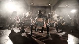 """WESTERN IS COMING""!  Teaser for TWERK CHOREO by Ekaterina Melnikova!!!! Topkillaz – Boa Noite"