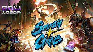 SMASH+GRAB PC Gameplay 1080p 60fps