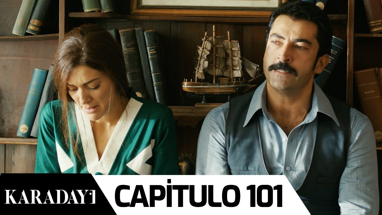 Karadayi Capitulo 101 Audio Español Youtube