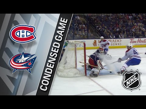 03/12/18 Condensed Game: Canadiens @ Blue Jackets