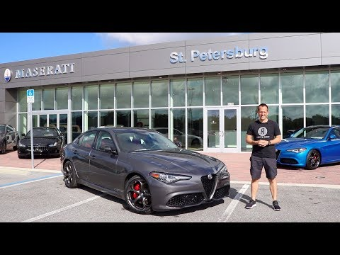 Is the 2019 Alfa Romeo Giulia WORTH the RISK?