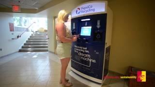 PepsiCo Recycling Dream Machine - Pittsburg State University