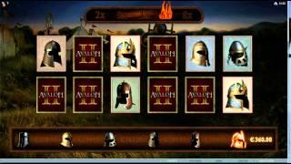 Avalon 2 Slot  - Dusky Moors Bonus - 6x Multipler - Max Win