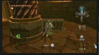 "Legend of Zelda Twilight Princess Walkthrough 13 (3/6) ""Arbiter"