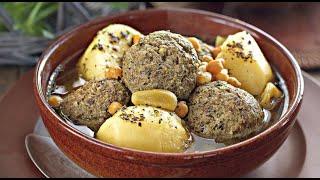Кюфта - бозбаш это классика Азербайджанской кухни.