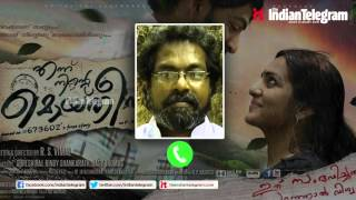 Ennu ninte moideen asso.director  lashes out at R.S.Vimal