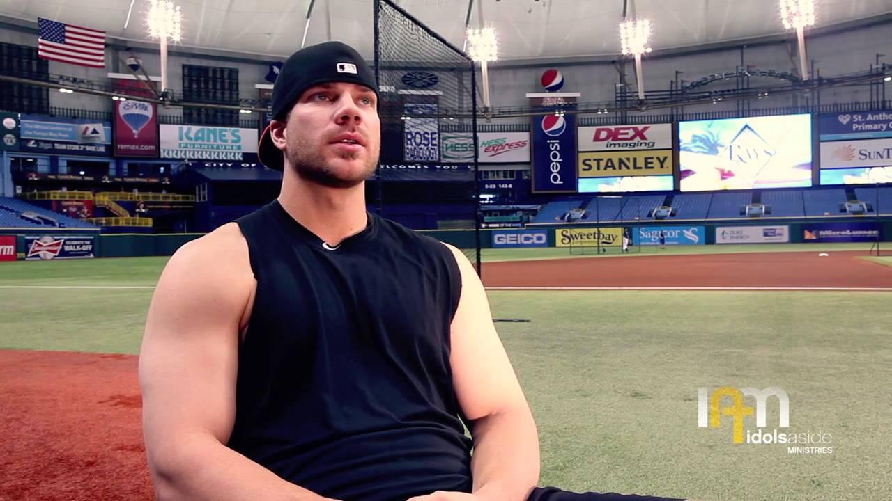 "Baltimore Oriole Chris ""Crush"" Davis' Testimony - YouTube"