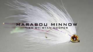 Fly Tying: Marabou Minnow
