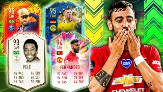 10 BEST CENTER ATTACKING MIDS (CAM) in FIFA 20