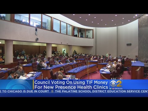 Full Agenda Expected At Chicago City Council Meeting