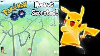 NUEVOS SECRETOS y EASTER EGGS!! - Juega En PANTALLA COMPLETA   Pokemon go [WithZack]