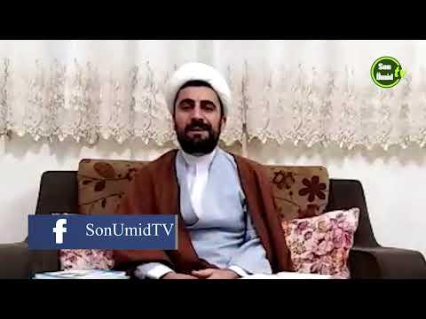 Qurban bayramının hikməti_Kərbəlayi Yalçın