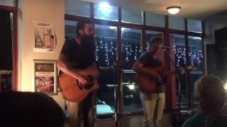 Jo Black and Roan Van As LIVE at Solera