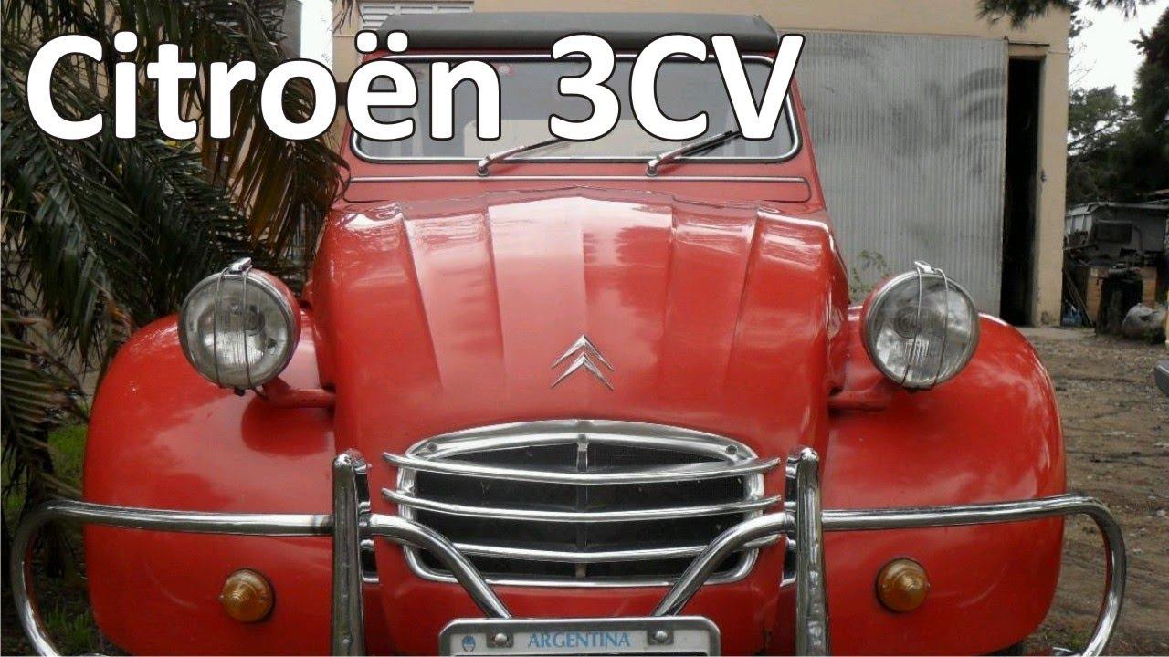 citroen 2cv modelo 70
