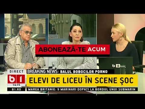 TALK B1- SCANDAL DUPA BALUL BOBOCILOR PORNO