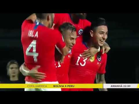Japan vs Chile 0 4 All Goals & Highlights 18 06 2019 HD