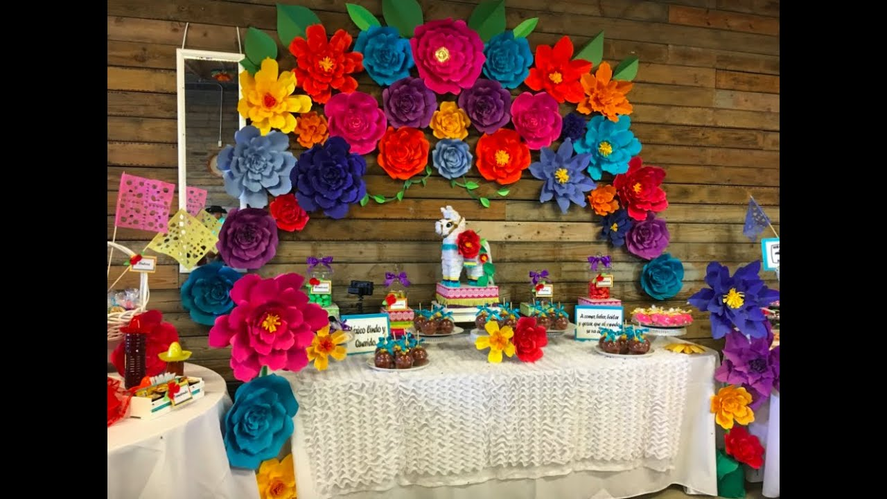 Gisselle S Mexican Theme Quincea 241 Era Vlog 4 Youtube