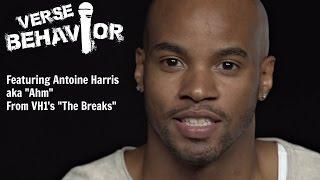 """VERSE BEHAVIOR: Antoine Harris As """"Ahm"""" From VH1"""