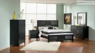 Grove Platform Bedroom Collection From Coaster Furniture