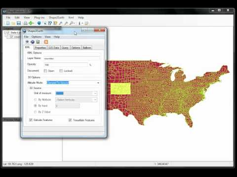 Shape2Earth Export Selected Features